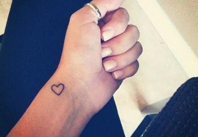 Dyskretne tatuaże dla nastolatek