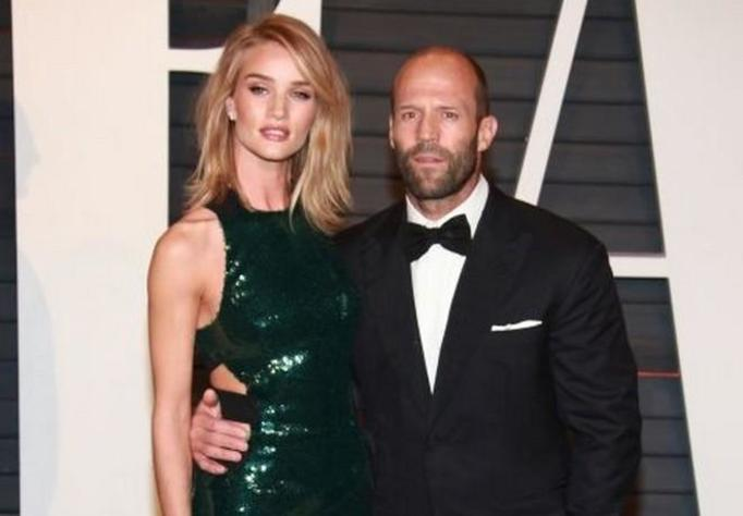 ROSIE HUNTINGTON-WHITELEY i JASON STATHAM
