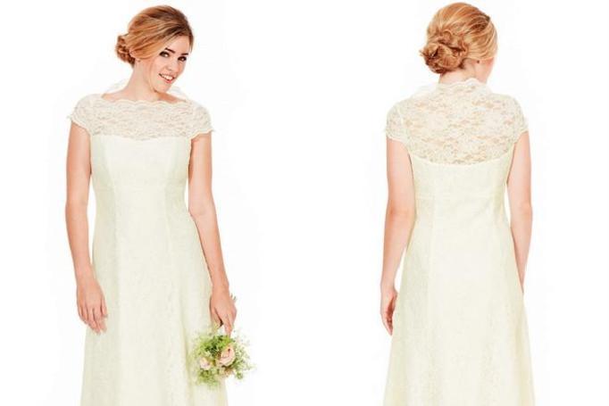 Suknia ślubna F&F