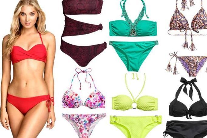 kostiumy kąpielowe lato 2015