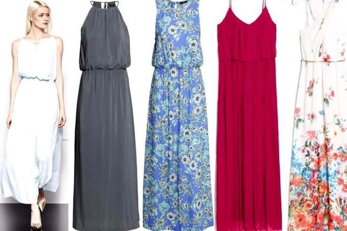 maxi sukienki