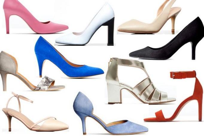 modne buty lato 2015