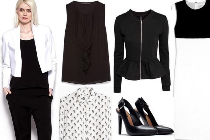 eleganckie ubrania