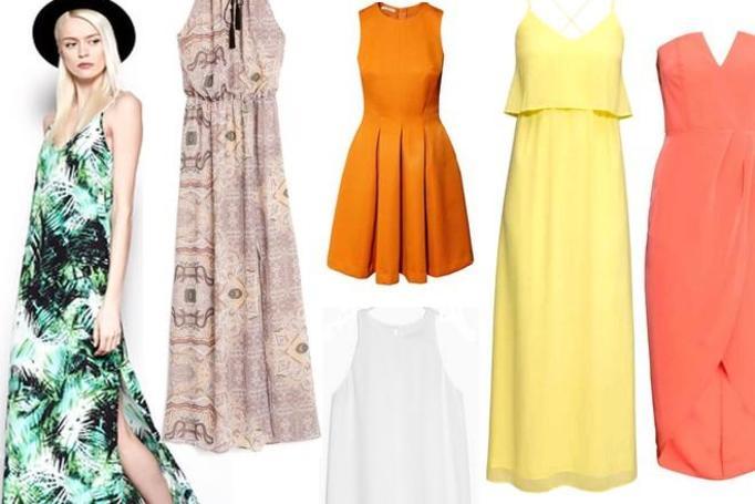 sukienki lato 2015