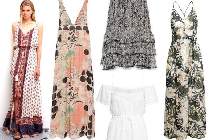 zwiewne sukienki