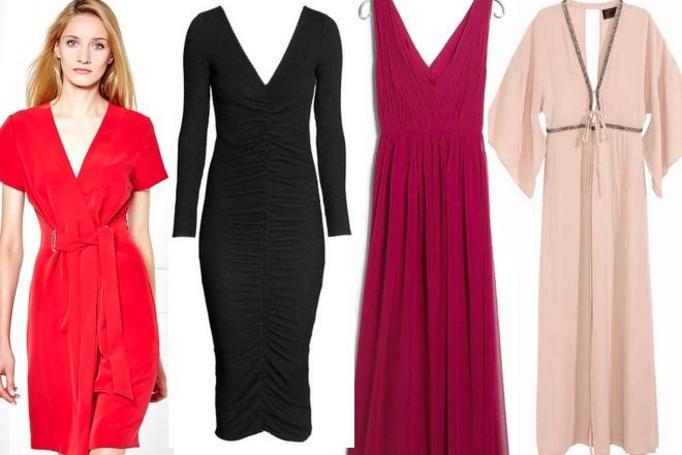 wyszczuplające sukienki