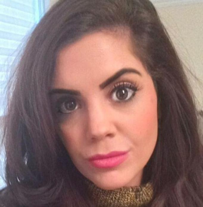 Vanessa Morgan Without Makeup