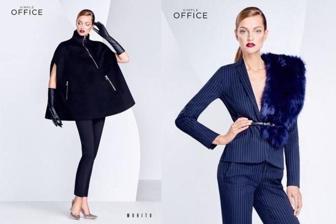MOHITO Simple Office Jesień 2015
