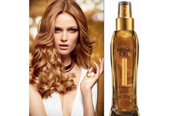 Mythic Oil Shimmering Oil L`Oreal