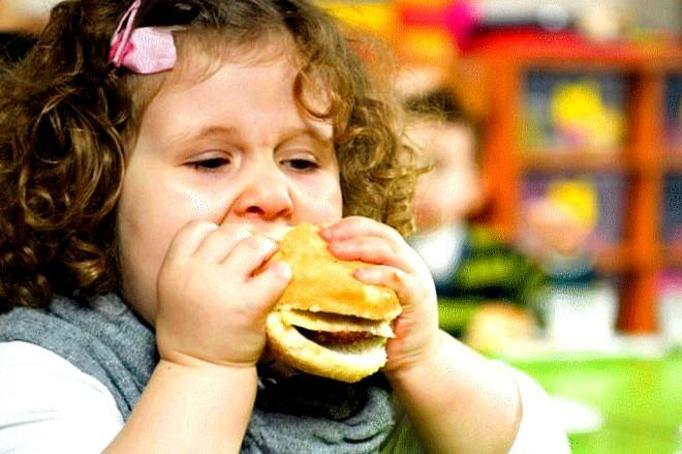 nadwaga u dzieci