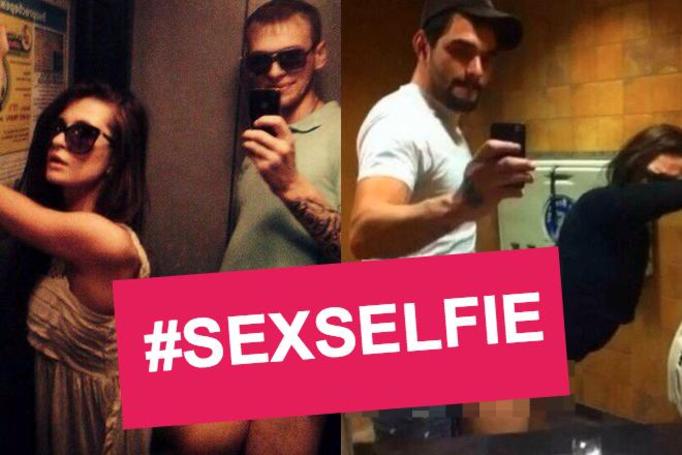 #sexselfie