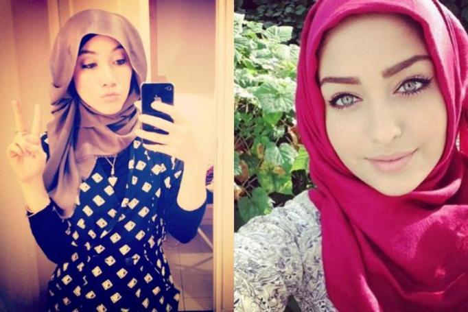 Najpiękniejsze muzułmanki