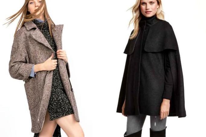 płaszcze na zimę 2015