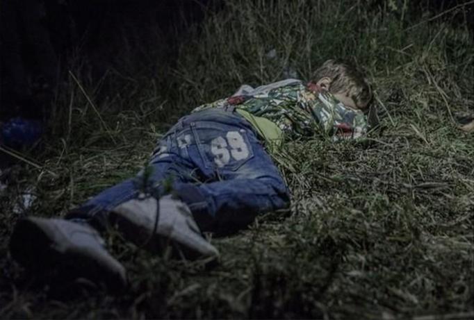dzieci uchodźców