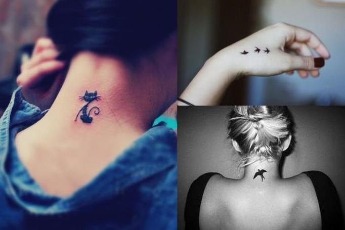 Tatuaże dla fanek zwierząt