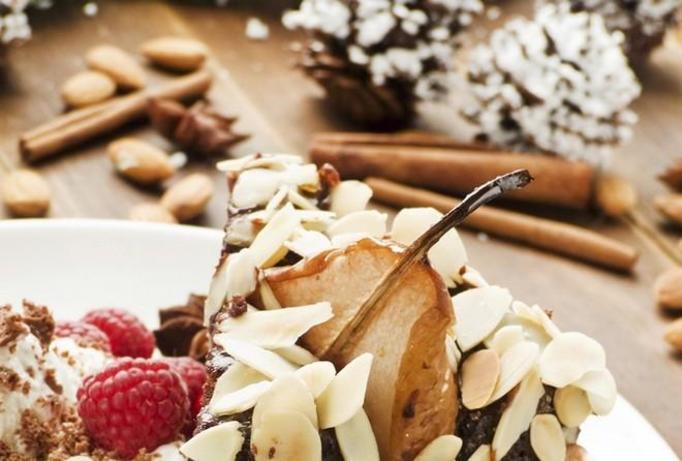 dekorowanie świątecznych potraw