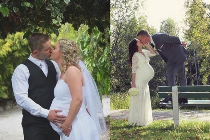 ślub w ciąży