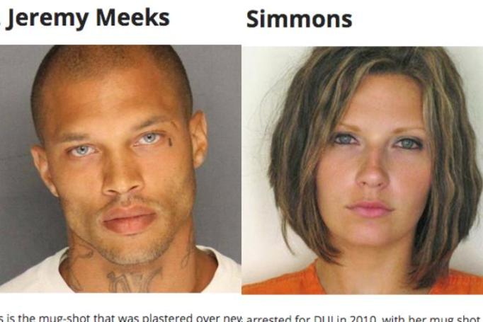 zdjęcia przestępców