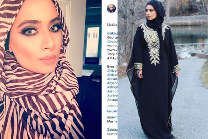 muzułmańska blogerka