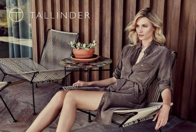 TALLINDER: It's all about style