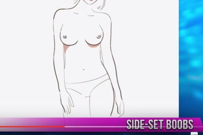rodzaje piersi