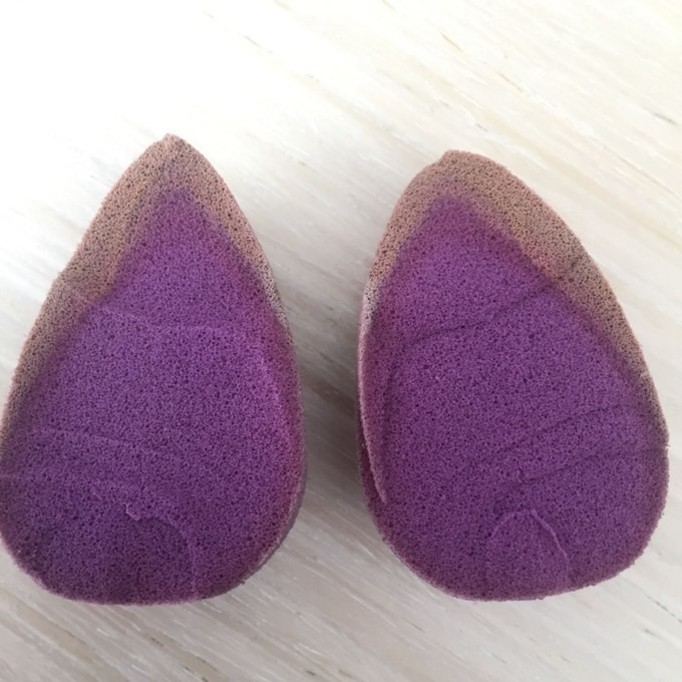 zużyty Beauty Blender