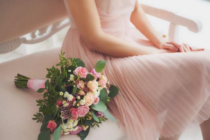 świadkowa na ślubie