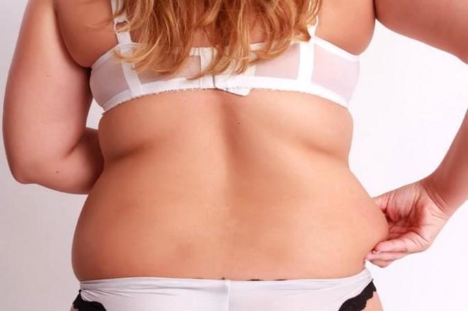 związek z otyłą dziewczyną