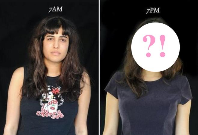 7 rano i 7 wieczorem