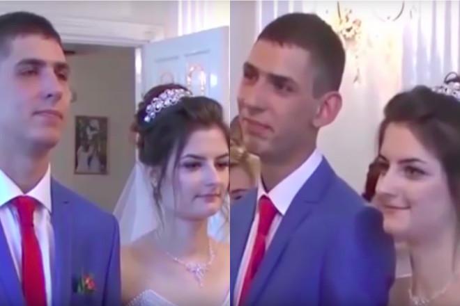 ślub bliźniąt