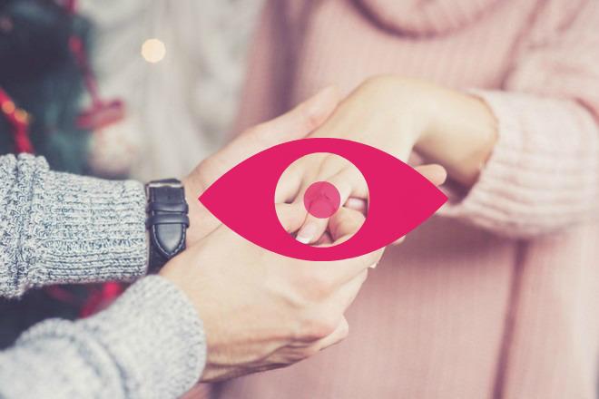 brzydki pierścionek zaręczynowy