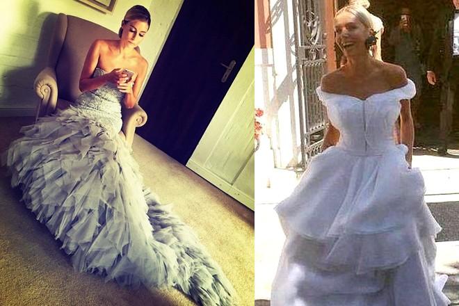 suknie ślubne Rozenek i Szulim