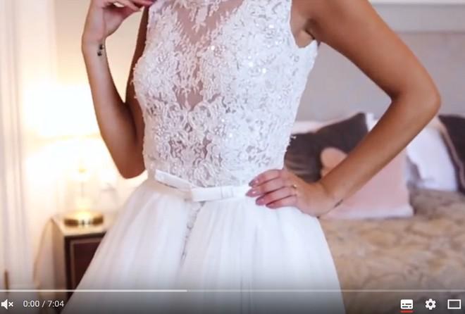 Kenza Zouiten suknie ślubne