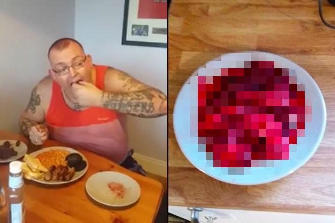 jedzenie łożyska