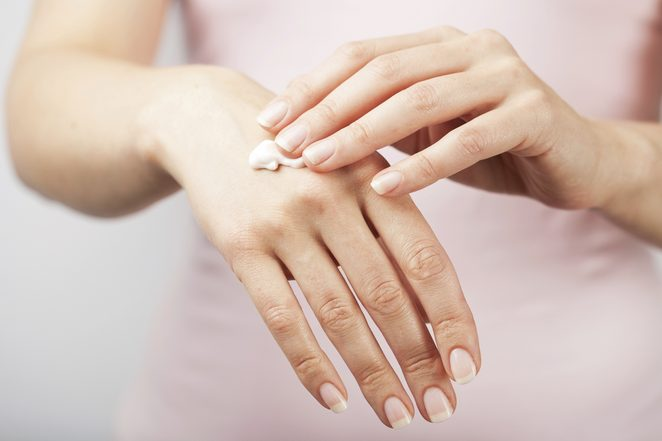 depilacja rąk