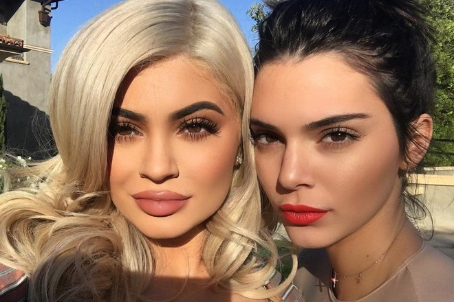 Kendall i Kylie Jenner