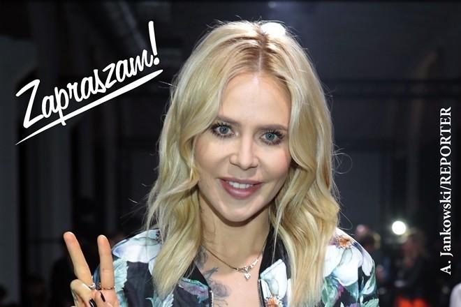 Maja Sablewska hot moda
