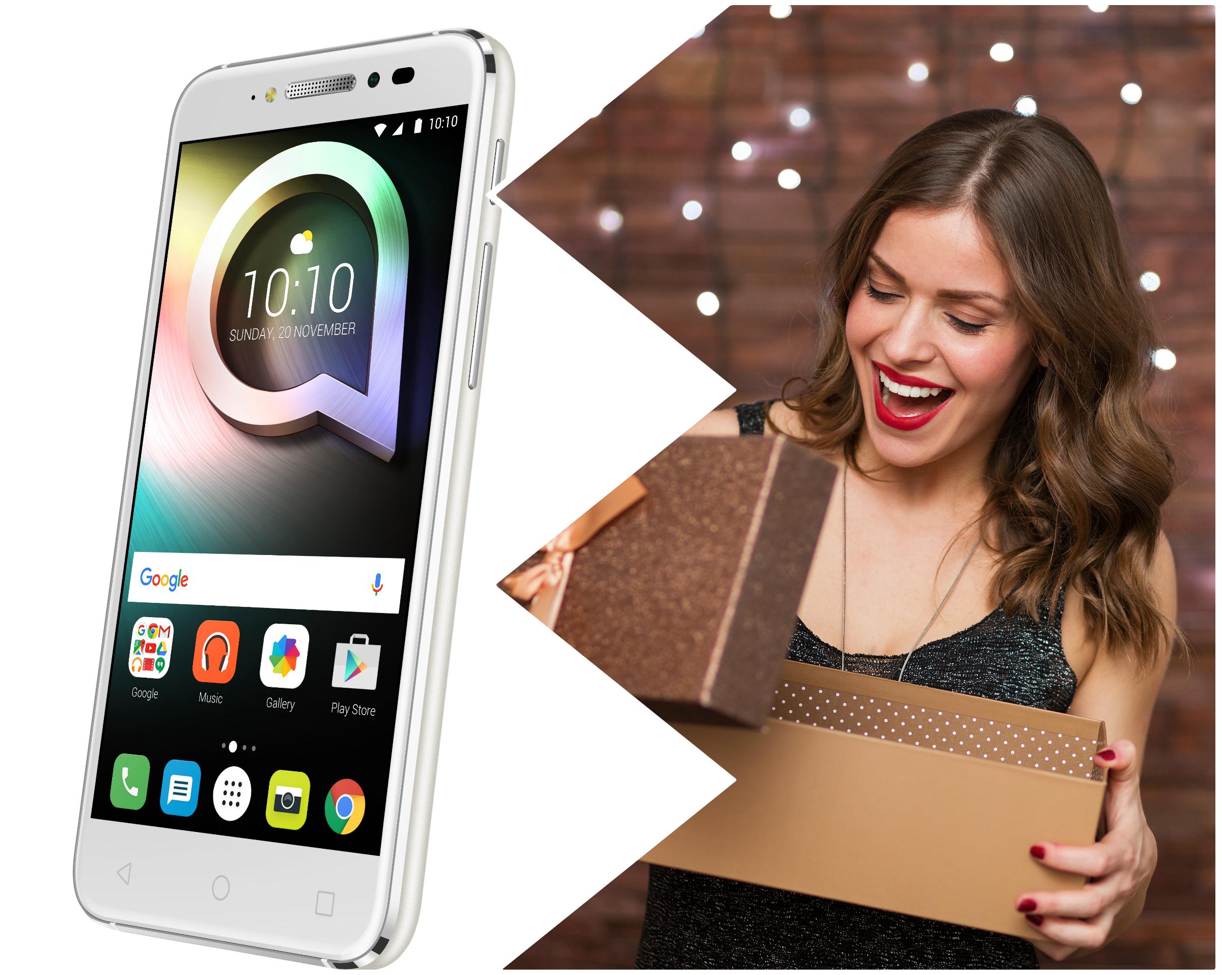 UWAGA KONKURS! Wygraj na walentynki rewelacyjny telefon ALCATEL Shine Lite - idealny do selfie !