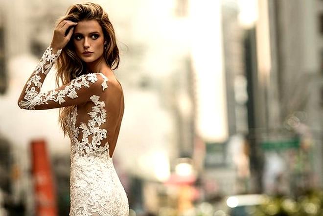 suknie ślubne marki Berta