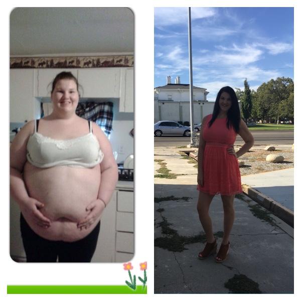 Антология похудения на 40 кг за 7 месяцев