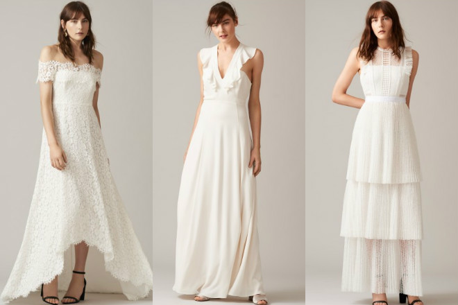 suknia ślubna Whistles