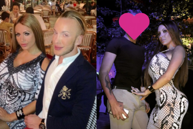 Quentin Dehar i Anastasia Reskoss