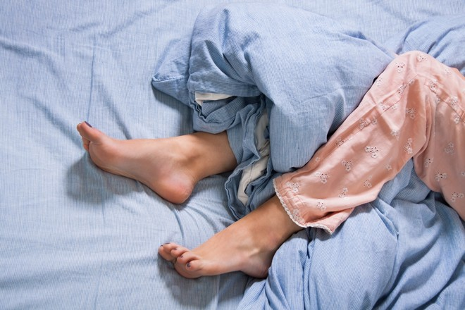 złe nawyki przed snem