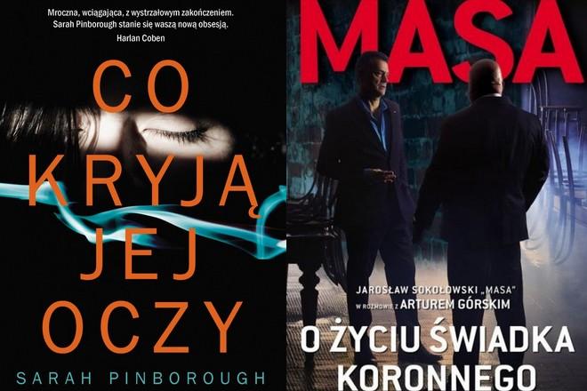 książki marzec 2017