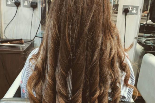 fryzura na siłownię