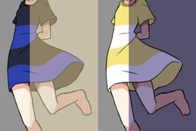iluzja optyczna