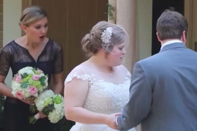 wymiotowanie w czasie ślubu