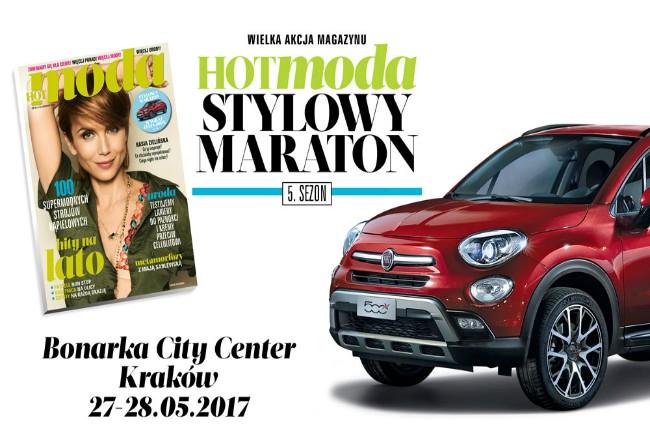 Stylowy Maraton HOT Moda już w ten weekend w Krakowie!