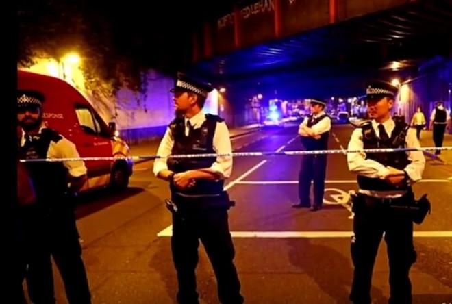 atak w Londynie 18 czerwca