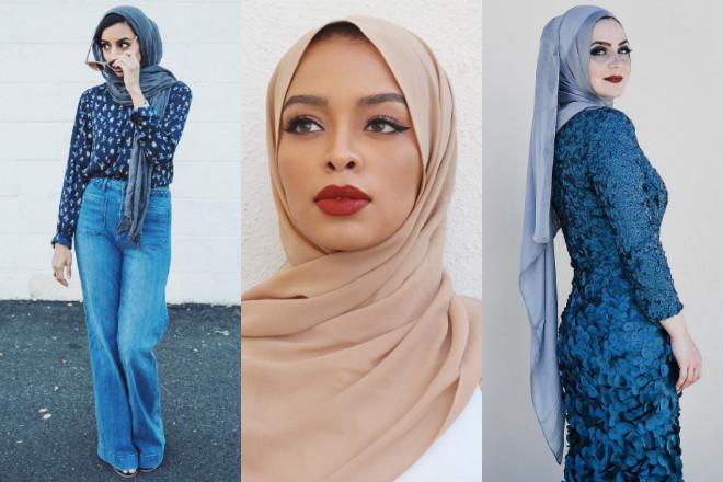 Muzułmańskie blogerki modowe